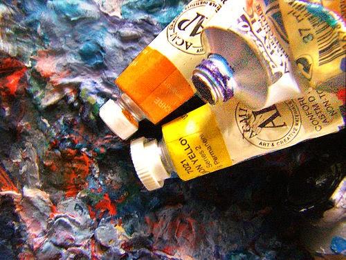 Kết quả hình ảnh cho màu để vẽ tranh sơn dầu