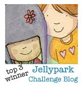 Give Thanks challenge at Jellypark