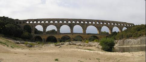 St Bonnet du Gard - Pont du Gard