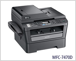 Free Download Brother Printer MFC7470D for windows