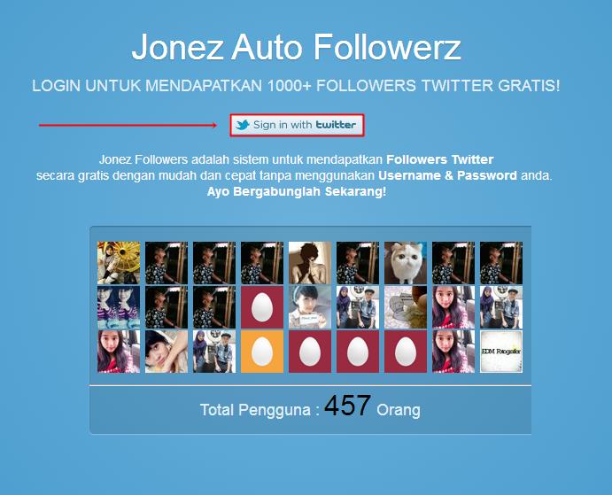 Cara Mudah Memperbanyak Followers Twitter