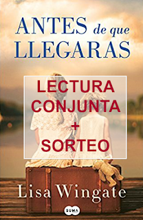 "LC+ Sorteo ""Antes de que llegaras"""