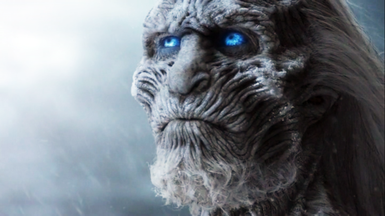 The Fearsome White Walkers Have Arrived
