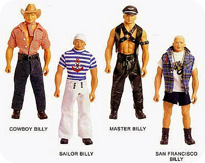 from Brixton gay billy doll
