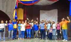 Reorganizaron estructura municipal de la JPSUV en Tucaní