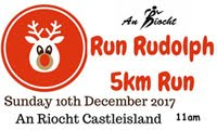 Christmas 5k in Castleisland, Kerry...Sun 10th Dec 2017