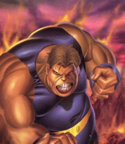 Blob (Marvel Comics) Character Review