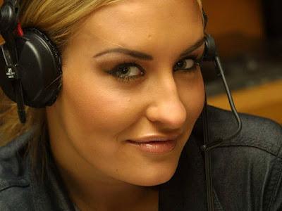 Televison Presenter Sarah Connor Hot Photos
