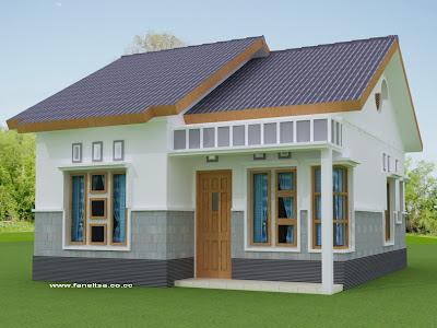model rumah terbaru on Gambar dan Contoh Desain Rumah Minimalis , mungkin bagi anda yang ...