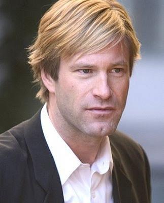Aaron Eckhart Hairstyles