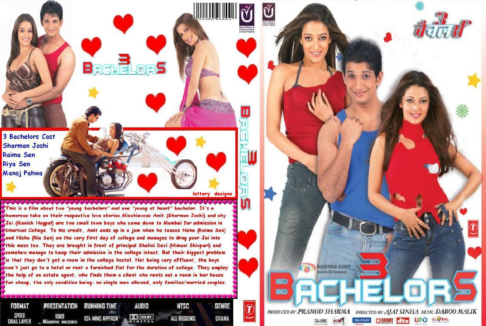 This is a film about two young bachelors and one young at heart bachelor Its a humorous take on their respective love stories Mischievous Amit Sharman
