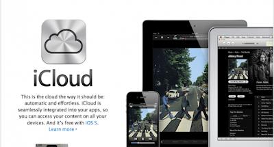 Apple iCloud image