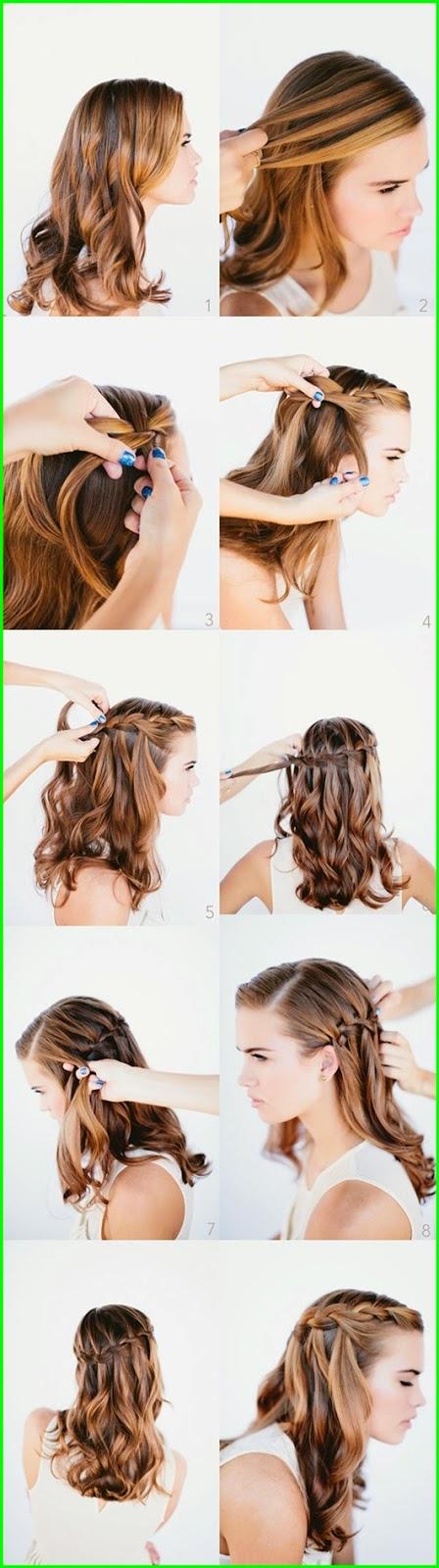 Schnell und Praktische Haar Tutorials 3