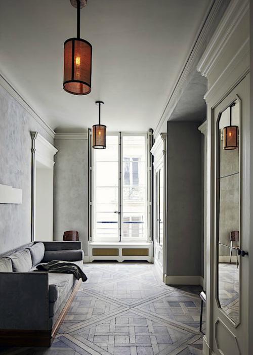 Apartment von dem Architekten Joseph Dirand Interiroblog