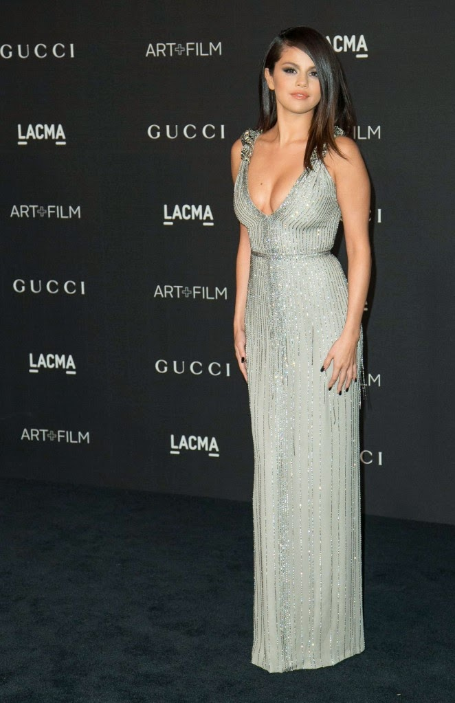 Selena Gomez: LACMA Art and Film Gala 2014