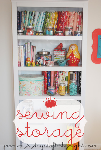 Pictures Of Storage For Sewing Supplies