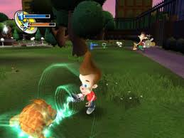Mini Game Jimmy Neutron Boy Genius FREE Download
