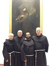I Frati Minori di Grosseto ti danno il benvenuto!