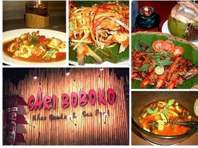 restoran Sari Boboko
