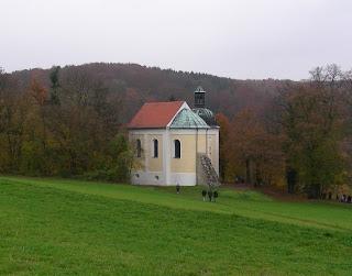 Frauenbergkirche beim Kloster Weltenburg
