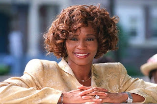 whitney houston casket