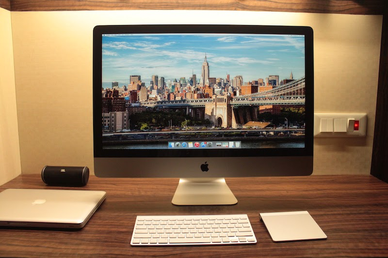 My Apple iMac 5k Retina Display Review