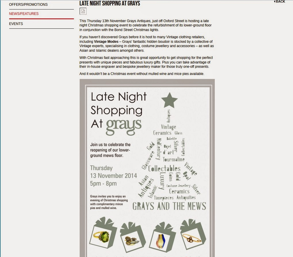 http://oxfordstreet.co.uk/late-night-shopping-grays/