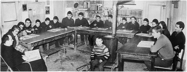 Pubblico esercizio scuola e riforma for Estudiar interiorismo murcia