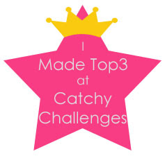 Top 3 at Catchy Challenges :)