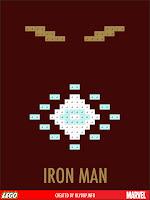 superheros lego ironman