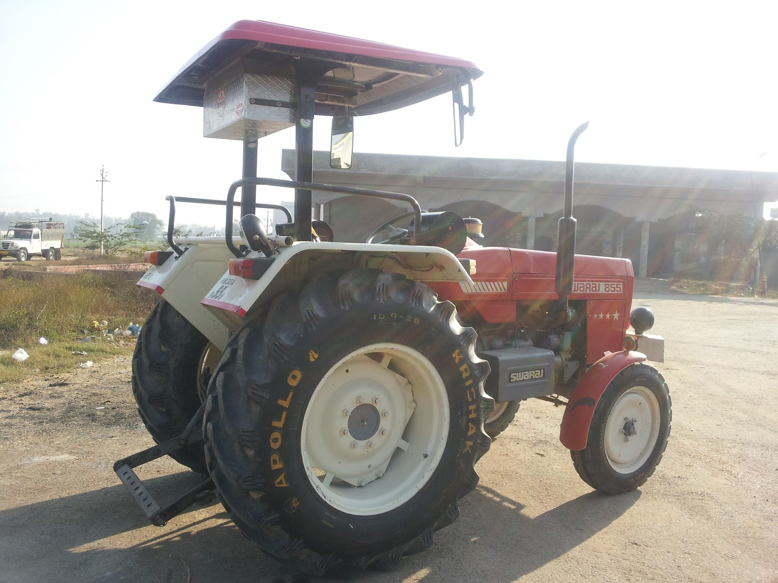 Tractor Side Mirrors : Bablu kalsi engg works all tractor accessories swaraj