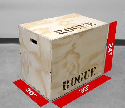 Rogue Fitness Plyo Box