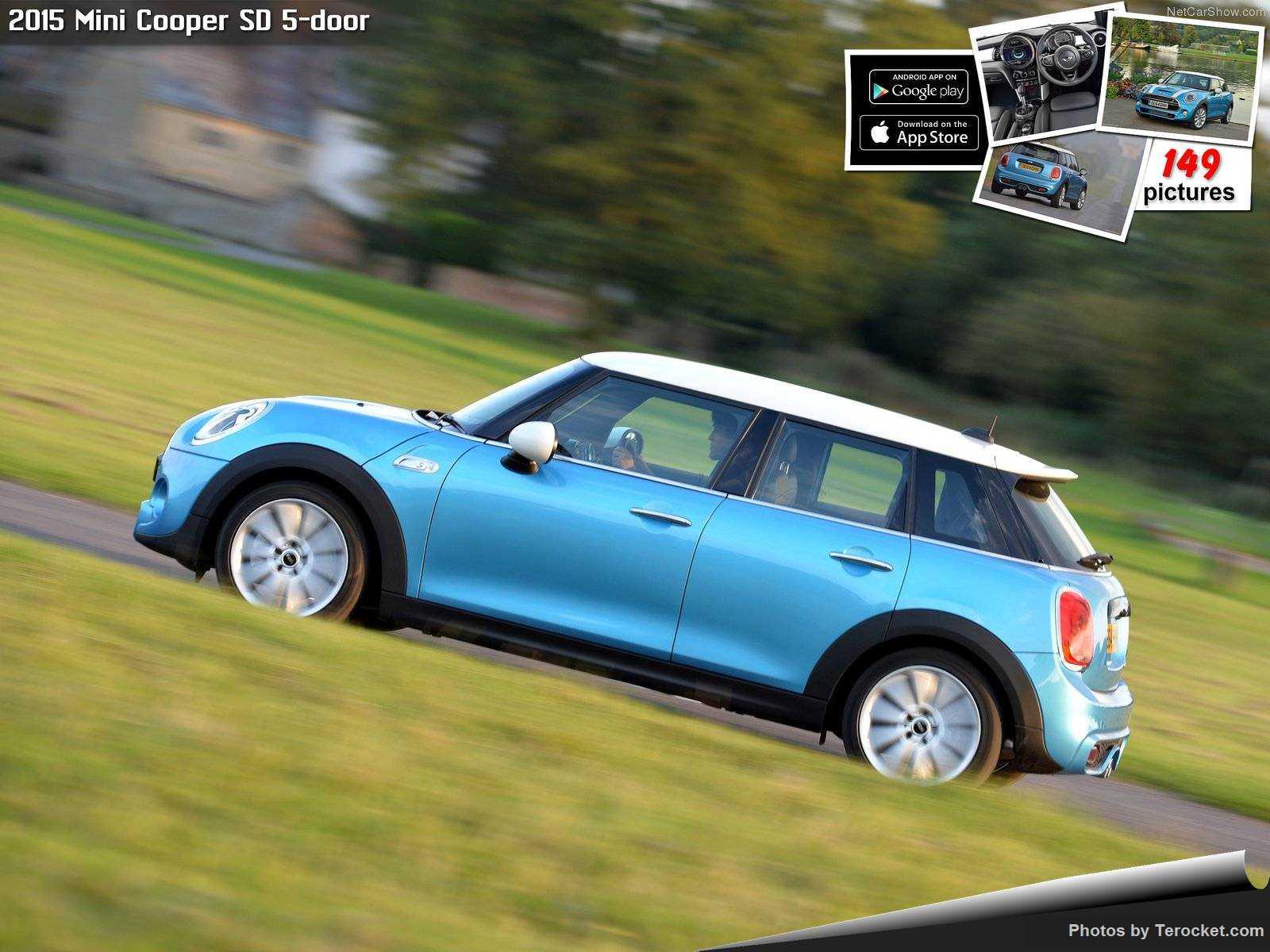 Hình ảnh xe ô tô Mini Cooper S 5-door 2015 & nội ngoại thất