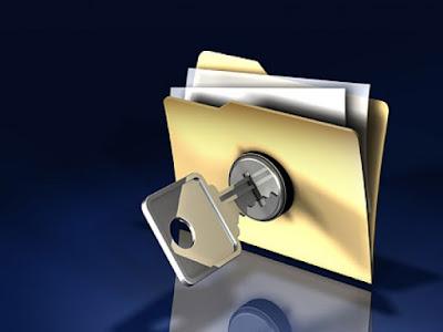 Cara Memberi Password Pada Folder Tanpa Aplikasi