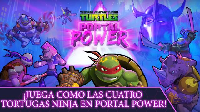 Rregresan a Android con este espectacular juego Las Tortugas Ninja
