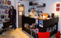 Cafe Comics Providencia