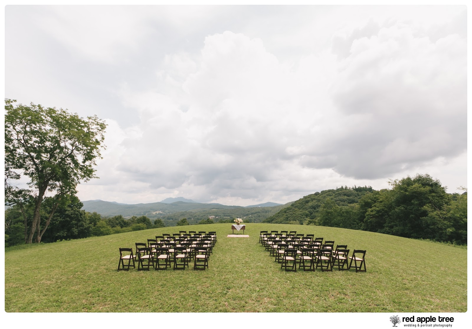 Newland Nc Grandfather Mountain Wedding With Audrey Michael Red Apple Tree Photography