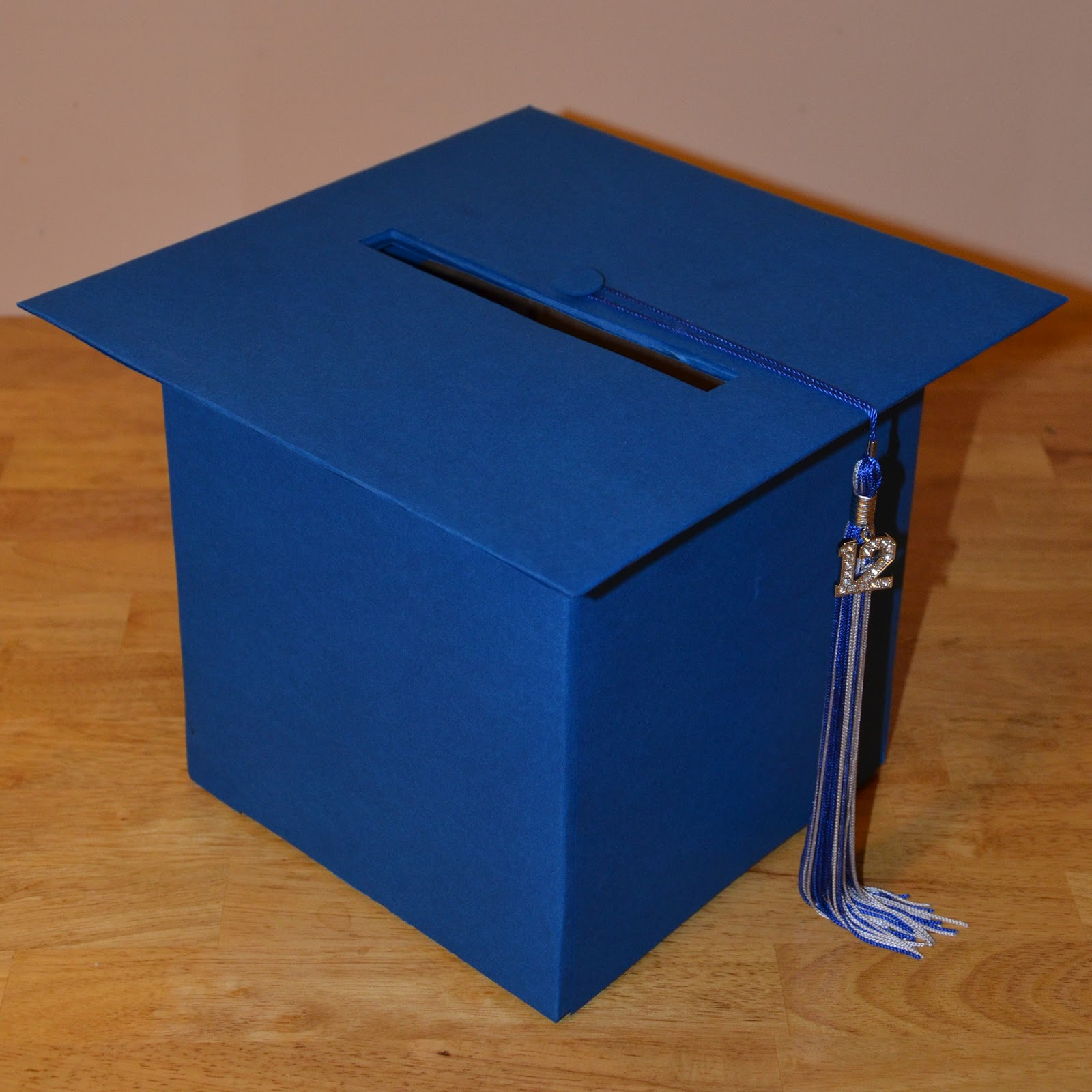 Nancy S Craft Spot Graduation Card Box