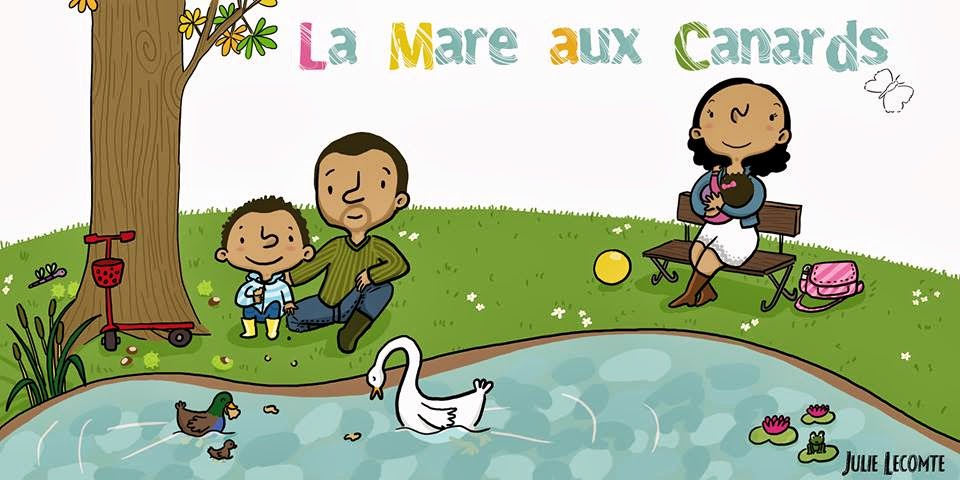 La Mare au Canard, mon blog de Maman Moderne.