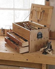Caja de Herramientas Manuales | Pasión por la madera y la artesanía