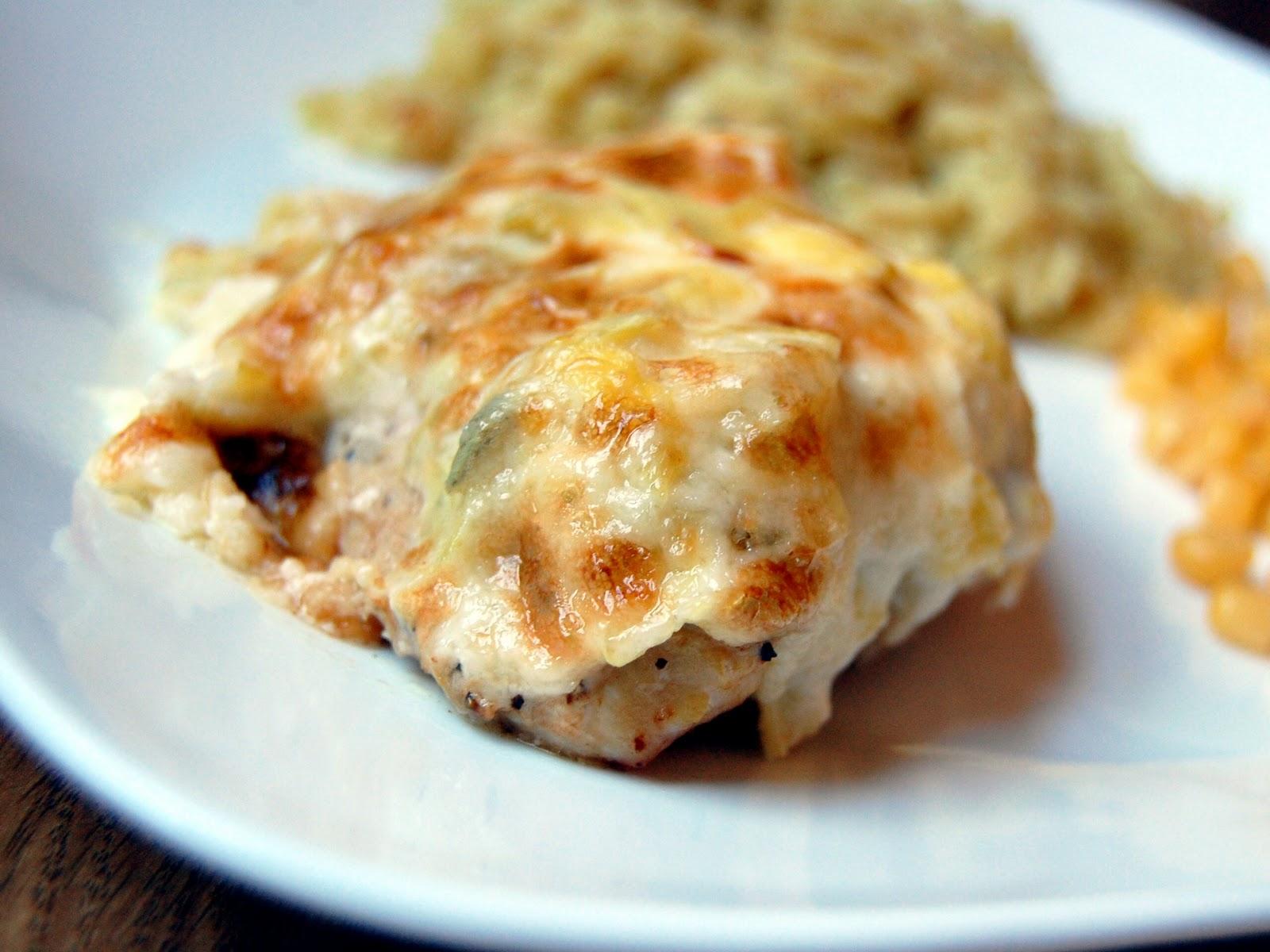 Cassie Craves: Artichoke-Crusted Chicken