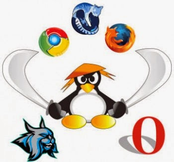 Top 7 Best Internet Browser for Linux OS