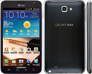 AT & T Samsung Galaxy Note SGH-I717