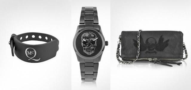 Alexander McQueen Bracelet, Zadig&Voltaire Watch