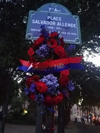PLACE SALVADOR ALLENDE