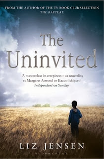 http://www.amazon.co.uk/Uninvited-Liz-Jensen/dp/140881773X