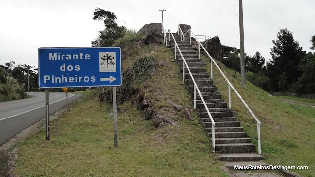 Mirante das Araucárias - São Joaquim/SC