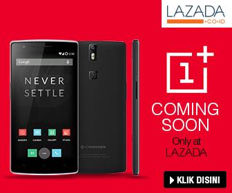 Beli OnePlus One di Lazada 27 Januari 2015