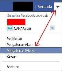 Cara Supaya tidak bisa Ditandai di Facebook