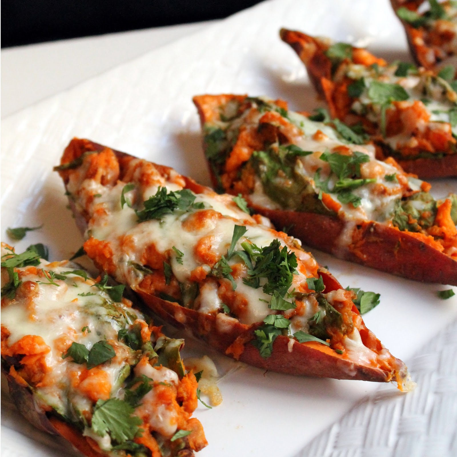 sweet potatoes baked sweet potatoes with maple pecan shallot butter ...